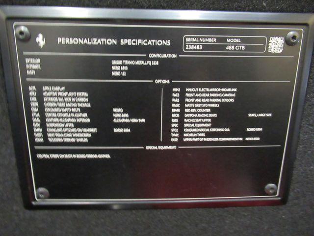 2019 Ferrari 488 GTB Austin , Texas 21
