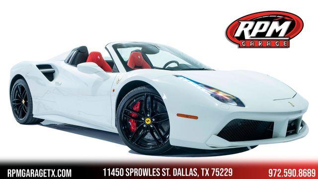 2019 Ferrari 488 Spider in Dallas, TX 75229