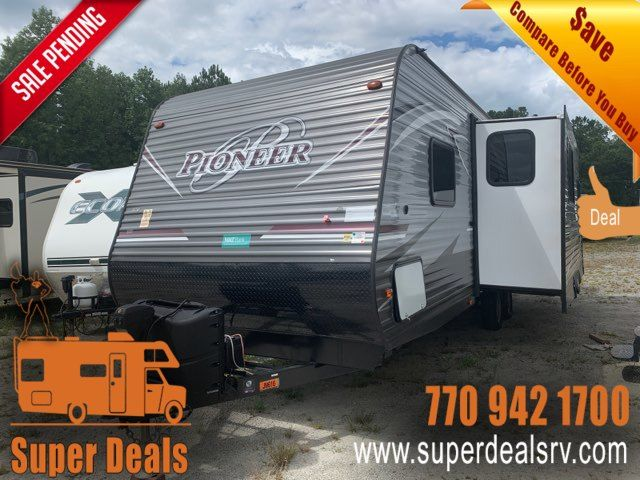 2019 Fleetwood RL250 in Temple, GA 30179