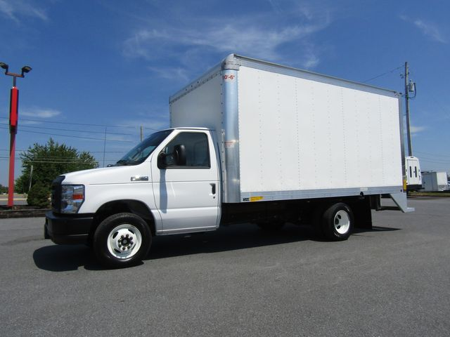 2019 Ford E350 15' Box with Loading Ramp