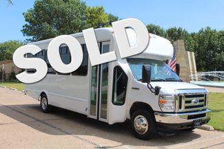 2019 Ford E450 26 Passenger Starcraft Shuttle Bus *Under Warranty* Irving, Texas