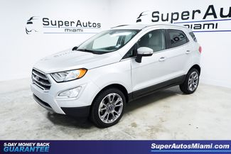 2019 Ford EcoSport Titanium in Doral, FL 33166