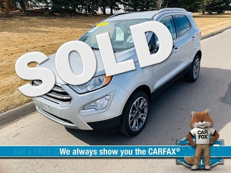 2019 Ford EcoSport 4d SUV 4WD Titanium in Great Falls, MT