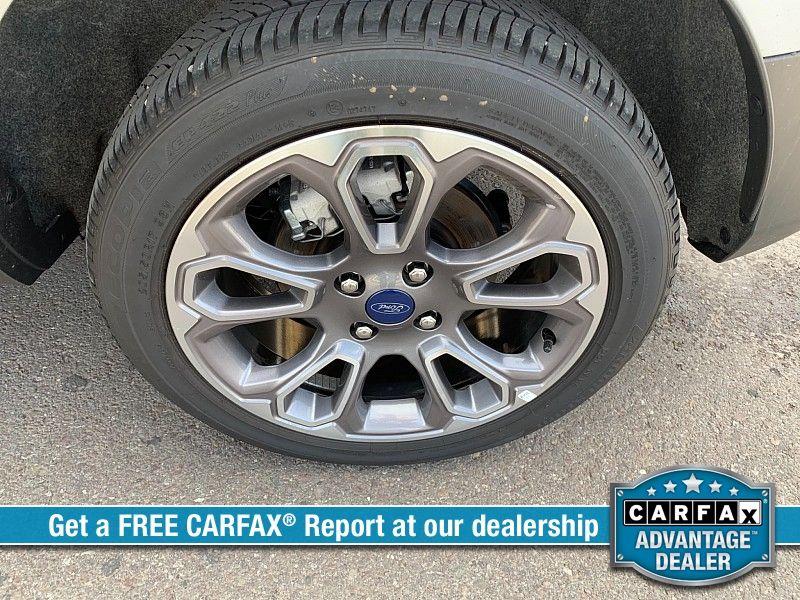 2019 Ford EcoSport 4d SUV 4WD Titanium  city MT  Bleskin Motor Company   in Great Falls, MT