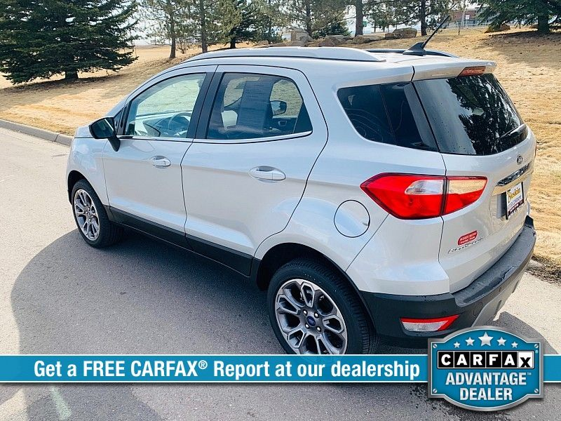 2019 Ford EcoSport 4d SUV 4WD Titanium  city MT  Bleskin Motor Company   in Great Falls, MT