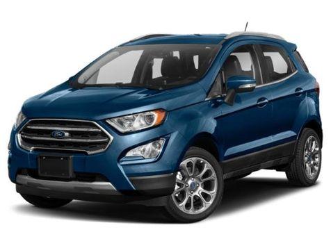 2019 Ford EcoSport SE in Lake Charles, Louisiana