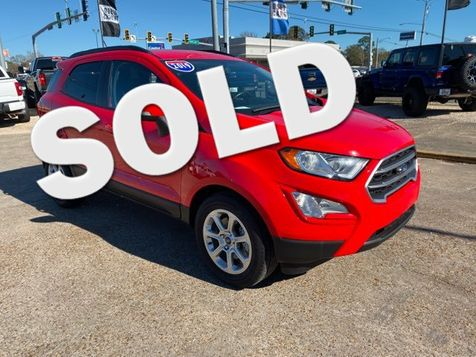 2019 Ford EcoSport SE in Lake Charles, Louisiana