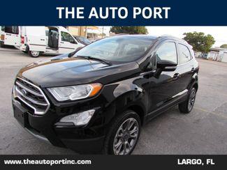 2019 Ford EcoSport Titanium 4X4 in Largo, Florida 33773