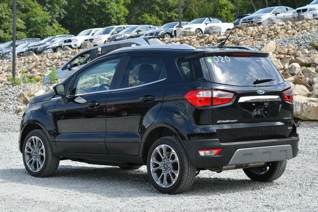 2019 Ford EcoSport Titanium Naugatuck, Connecticut 2