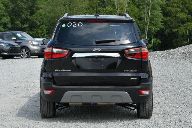 2019 Ford EcoSport Titanium Naugatuck, Connecticut 3