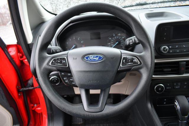2019 Ford EcoSport S Naugatuck, Connecticut 21