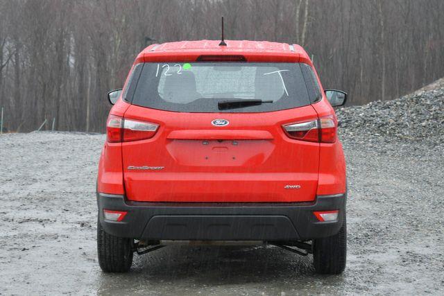 2019 Ford EcoSport S Naugatuck, Connecticut 5