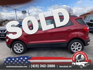 2019 Ford EcoSport SE 4x4 in Mansfield, OH 44903