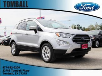 2019 Ford EcoSport SE in Tomball, TX 77375