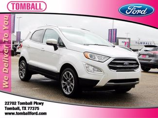 2019 Ford EcoSport Titanium in Tomball, TX 77375
