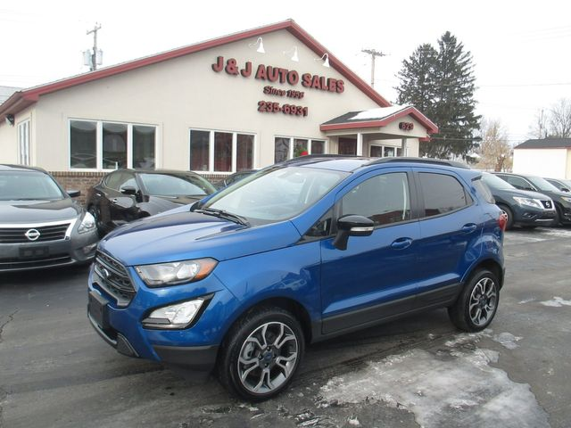 2019 Ford EcoSport SES in Troy, NY 12182