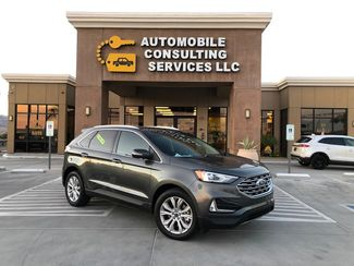 2019 Ford Edge Titanium in Bullhead City, AZ 86442-6452