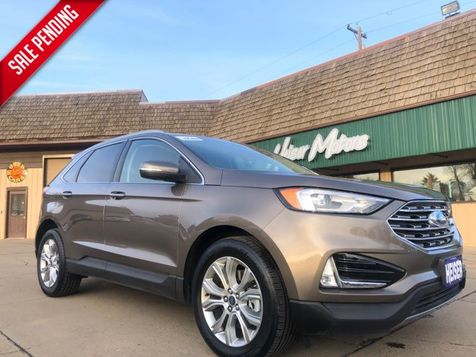 2019 Ford Edge Titanium in Dickinson, ND