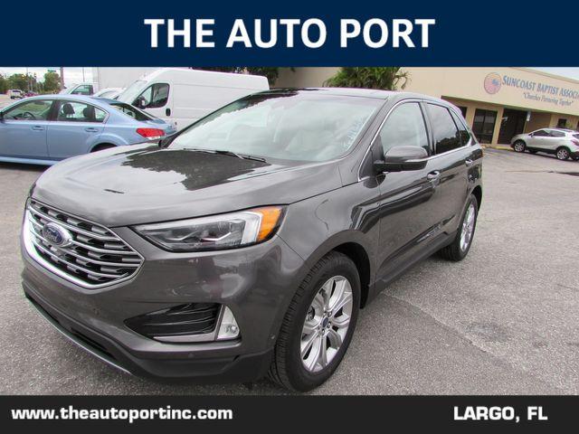 2019 Ford Edge Titanium W/NAVI