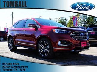 2019 Ford Edge Titanium in Tomball, TX 77375