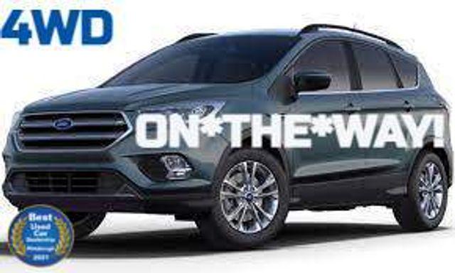 2019 Ford Escape 4WD SE