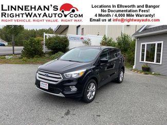 2019 Ford Escape SE in Bangor, ME 04401