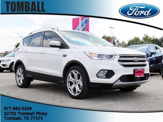 2019 Ford Escape Titanium in Tomball, TX 77375