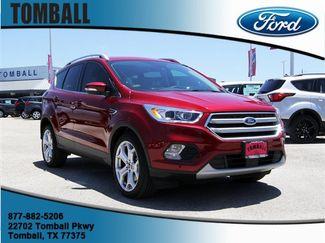 2019 Ford Escape Titanium in Tomball, TX 77375
