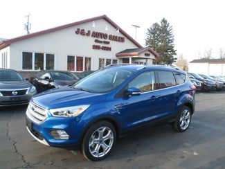 2019 Ford Escape Titanium in Troy, NY 12182