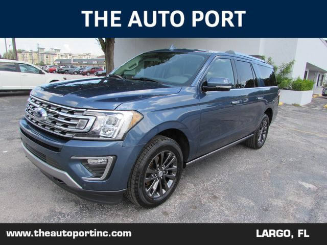 2019 Ford Expedition Max Limited 4X4 W/NAVI