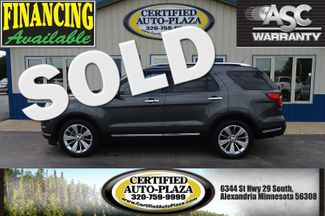 2019 Ford Explorer Limited in  Minnesota