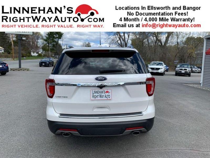 2019 Ford Explorer Limited  in Bangor, ME