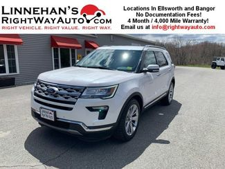 2019 Ford Explorer Limited in Bangor, ME 04401