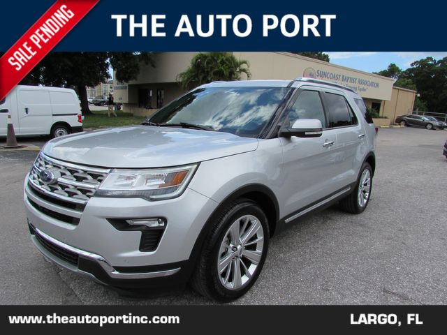 2019 Ford Explorer Limited W/NAVI in Largo, Florida 33773