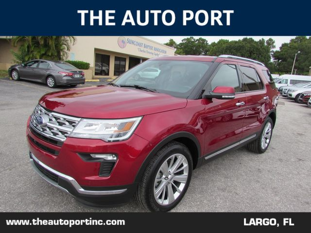 2019 Ford Explorer Limited W/NAVI