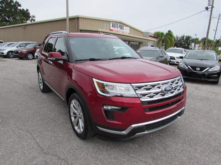 2019 ford explorer limited best deal