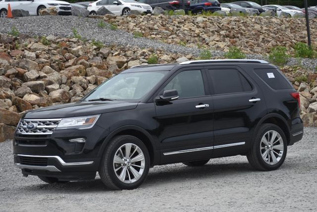 2019 Ford Explorer Limited Naugatuck, Connecticut