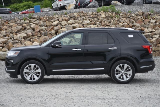 2019 Ford Explorer Limited Naugatuck, Connecticut 1