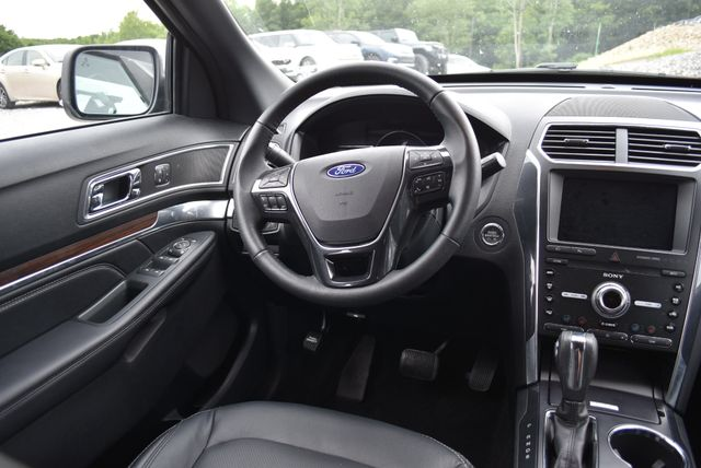 2019 Ford Explorer Limited Naugatuck, Connecticut 16