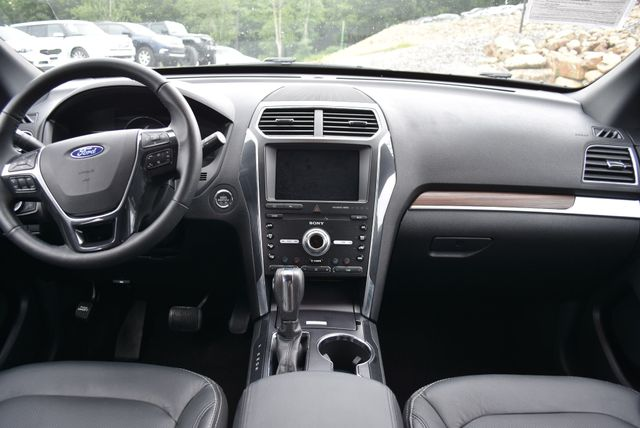 2019 Ford Explorer Limited Naugatuck, Connecticut 17