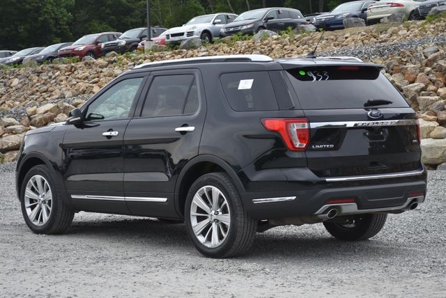 2019 Ford Explorer Limited Naugatuck, Connecticut 2
