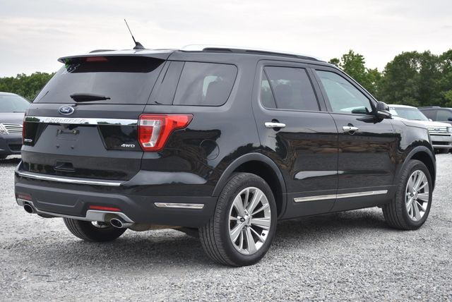 2019 Ford Explorer Limited Naugatuck, Connecticut 4