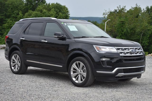 2019 Ford Explorer Limited Naugatuck, Connecticut 6