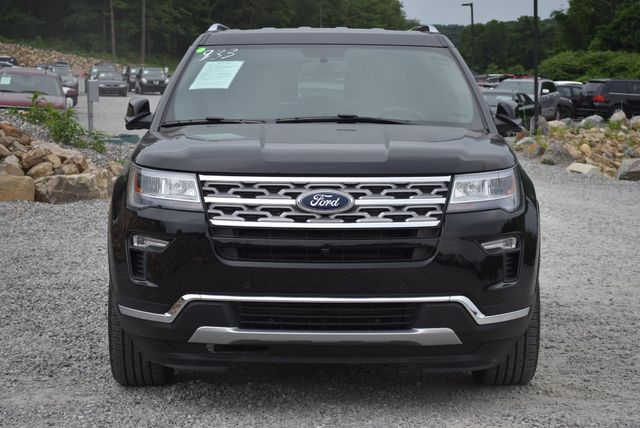 2019 Ford Explorer Limited Naugatuck, Connecticut 7