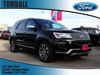 2019 Ford Explorer Platinum in Tomball TX, 77375