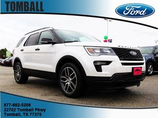 2019 Ford Explorer Sport in Tomball, TX 77375