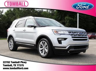 2019 Ford Explorer Limited in Tomball, TX 77375