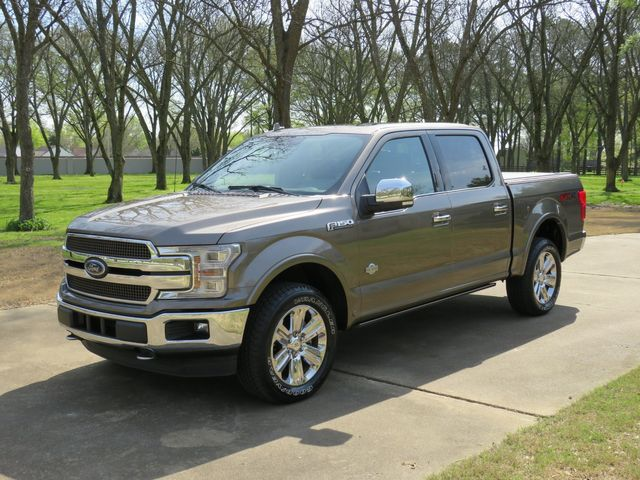 2019 Ford F-150 4x4 King Ranch Supercrew