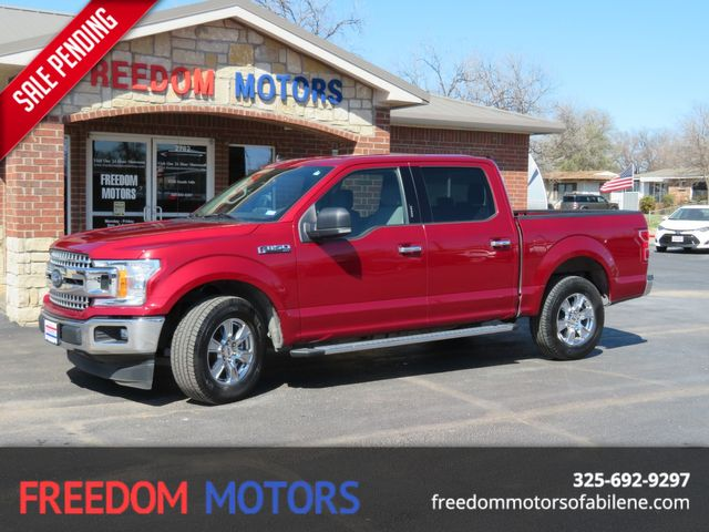 2019 Ford F-150 XLT in Abilene,Tx, Texas 79605