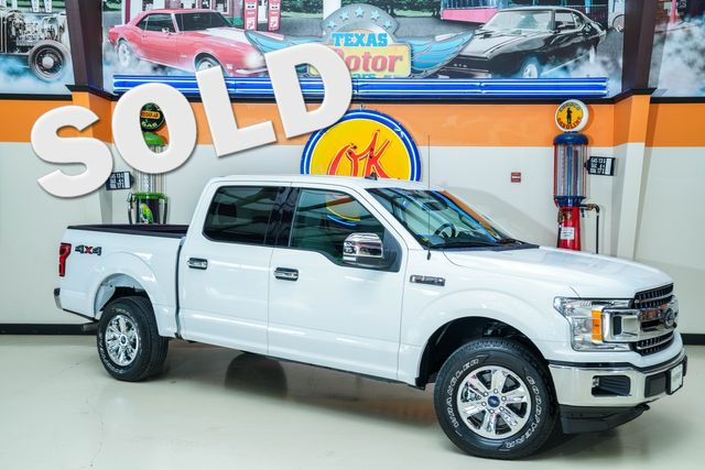 2019 Ford F-150 XLT 4x4 in Plano, TX 75075